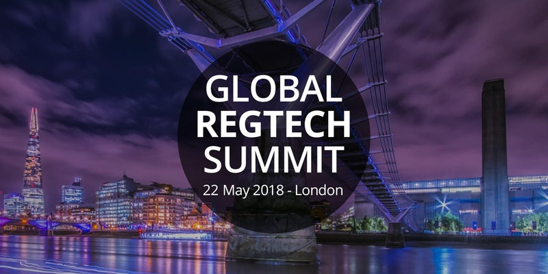 RegTech Summit – London, UK