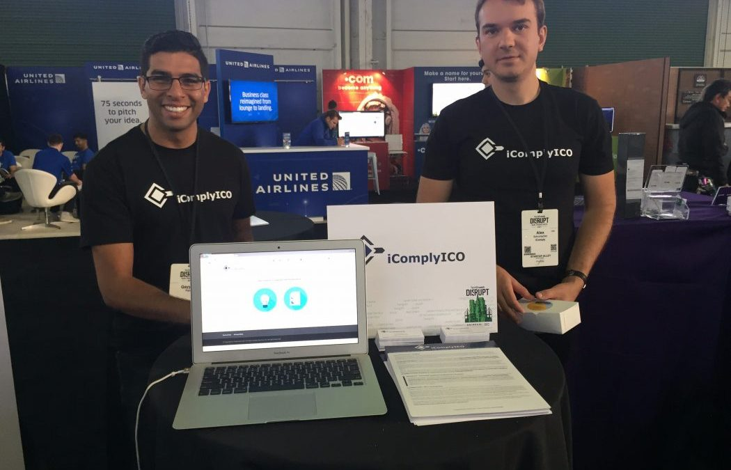 iComplyICO Raises Angel Investment from Uber Founding Team Member