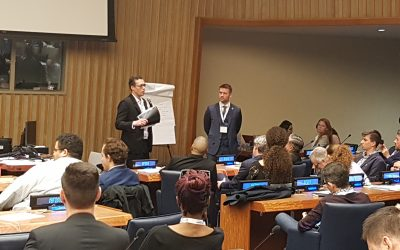 iComply Participates in the United Nations Blockchain for Impact Summit #BFI2018