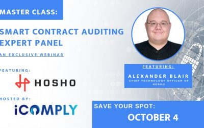 iComply MasterClass: Smart Contract Auditing Expert Panel