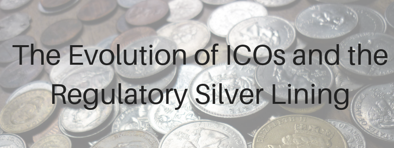 The Evolution of Blockchain Assets and the Regulatory Silver Lining