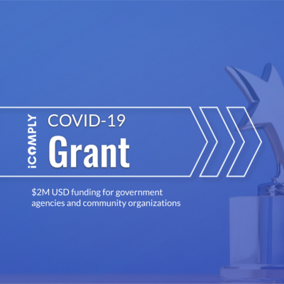 iComply Announces $2M Grant for COVID-19 Relief