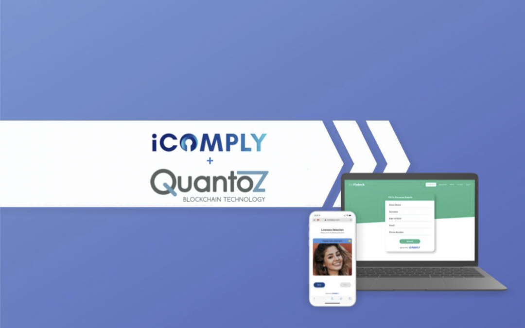 iComply and Quantoz to Power Stablecoin Blockchain Applications for Financial Service Providers
