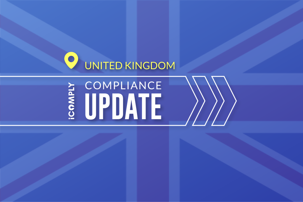 United Kingdom Compliance Update