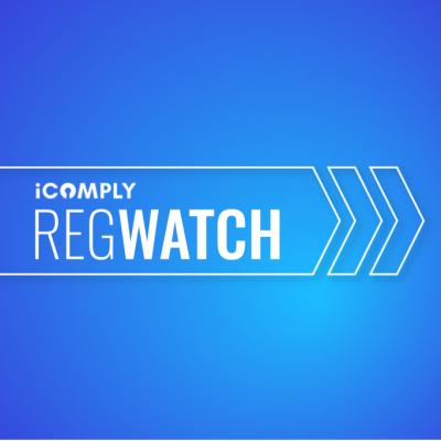 March 2021 Regulatory Updates