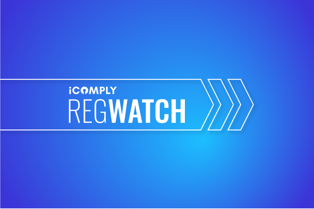 iComply Regwatch Updates