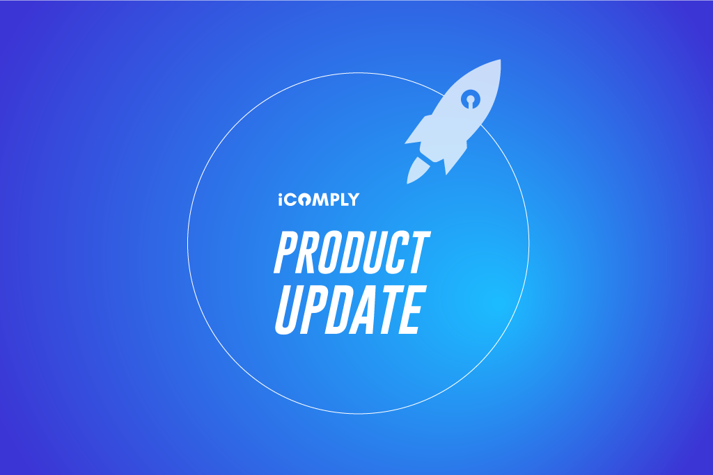 iComplyKYC Product Update