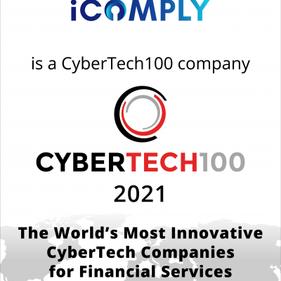 iComply Investor Services Named a CyberTech100 Company for 2021